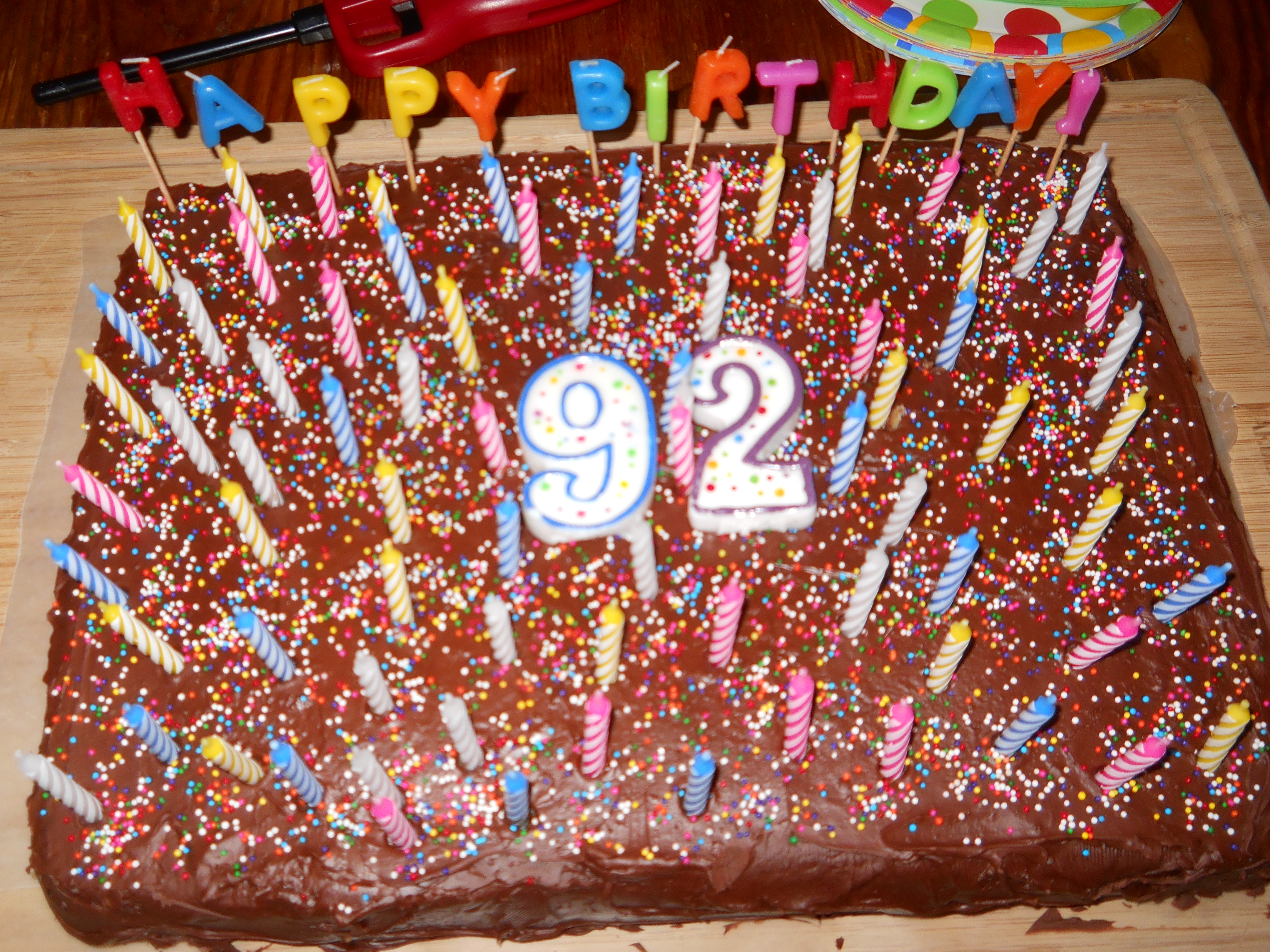 When We Lit The Cake To Present It Mom Not Only Did Room Light Up Like A Fireworks Finale On Fourth Of July Temperature In Entire House