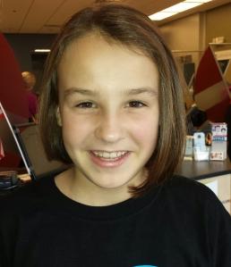 Great Granddaughter, Livi