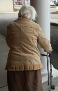 Mom's 94!